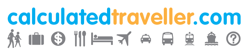 Calculated Traveller Logo
